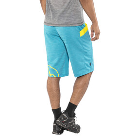 La Sportiva M's Force Shorts Tropic Blue